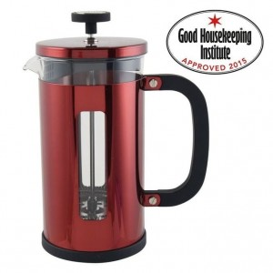 La Cafetiere Pisa Zaparzacz do kawy RED 350 ml